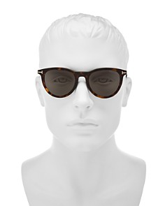 Tom Ford - Men's Kellan Round Sunglasses, 61mm