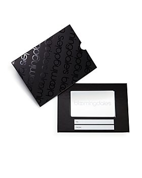 Bloomingdale's - Fashion Icon Gift Card