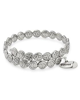 Alex and Ani - Coin Wrap Bracelet