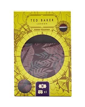 Ted Baker - Sidford Leaf Printed Boxer Briefs