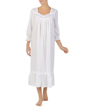 Eileen West - Cotton Long Ballet Nightgown - 100% Exclusive ... 98b317336