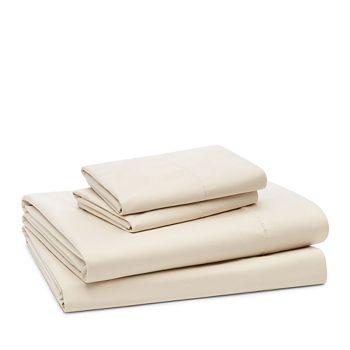 Coyuchi - Organic Cotton 500TC Percale Sheet Set, Queen
