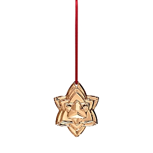 Baccarat Annual 2018 Clear Ornament