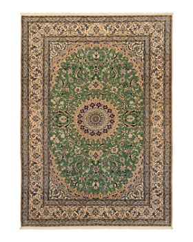"""Solo Rugs - Nain Dorte Hand-Knotted Area Rug, 8'3"""" x 11'8"""""""