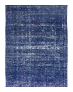 """Solo Rugs - Vintage Cerys Hand-Knotted Area Rug, 8' 1"""" x 11' 0"""""""