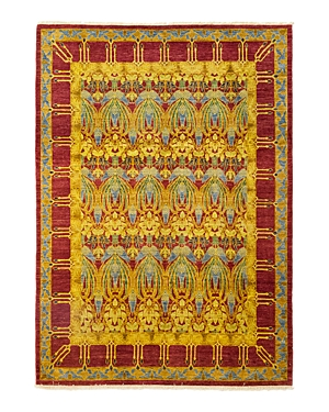 Solo Rugs Arts & Crafts Vienna Hand-Knotted Area Rug, 8'1 x 10'2