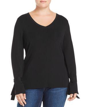 Estelle Plus Bell Sleeve Sweater