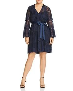 Estelle Plus - River Rain Lace Dress