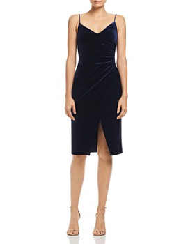bcc8409a397 Black Halo - Bowery Velvet Dress - 100% Exclusive ...