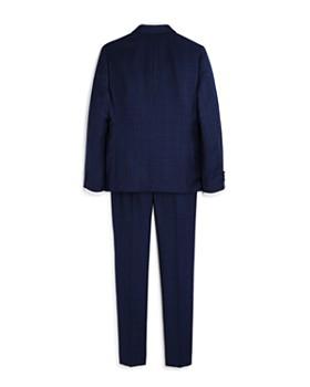 Tallia - Boys' Plaid Sport Jacket & Pants Set - Big Kid