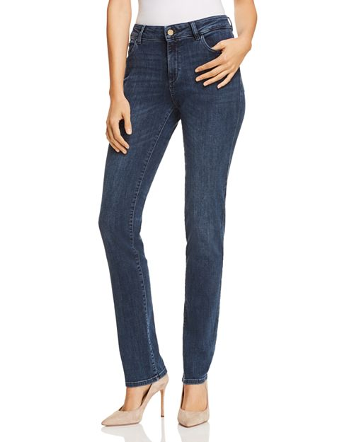 DL1961 - Coco Straight Jeans in Colorado