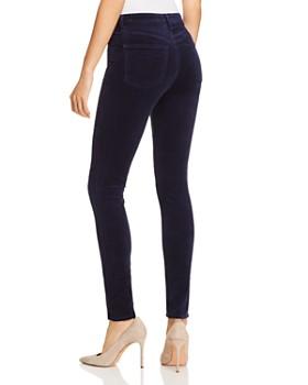J Brand - Maria Velvet Skinny Jeans in Night Out