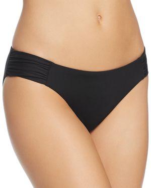 Color Code Bikini Bottoms, Black
