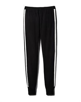 AQUA - Track Stripe Jogger Pants - 100% Exclusive