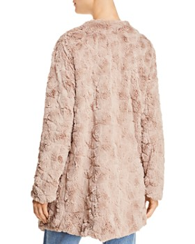 BB DAKOTA - Tucker Faux Fur Jacket