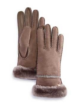 7ce1c32ba5076 UGG® - Shearling Tech Gloves ...