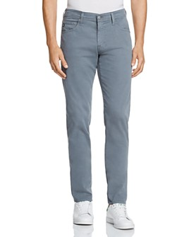 AG - Tellis Slim Fit Pants in Autumn Fog
