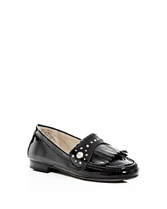 Sam Edelman - Girls' Gabriella Serona Kiltie Fringe Loafers - Toddler, Little Kid, Big Kid