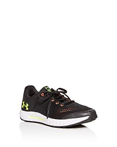 Under Armour - Boys' BPS Pursuit Low-Top Sneakers - Big Kid
