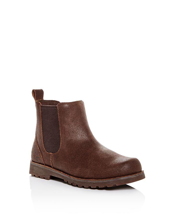 bf68ac79078 Boys' Callum Cracked Leather Boots - Little Kid, Big Kid