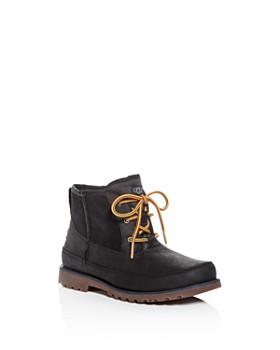 UGG® - Boys' Bradley Nubuck Leather & Suede Boots - Little Kid, Big Kid
