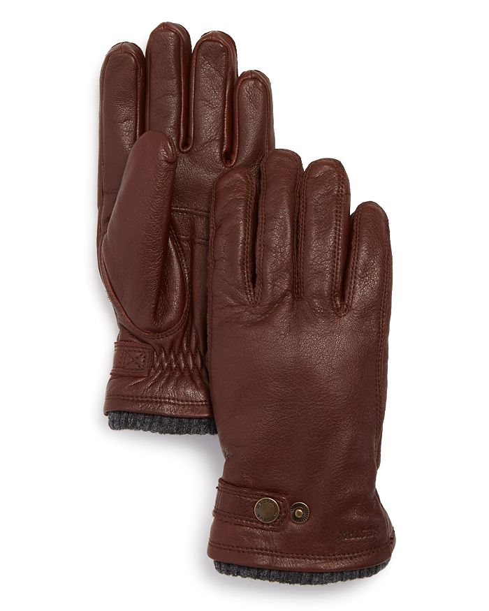 Hestra - Utsjo Top-Snap Leather Gloves