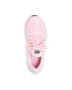 Nike - Girls' Air Zoom Pegasus Knit Low-Top Sneakers - Little Kid, Big Kid
