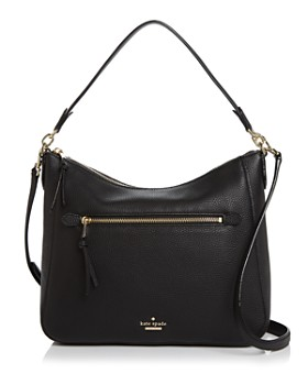 Kate Spade New York Jackson Street Quincy Large Leather Shoulder Bag