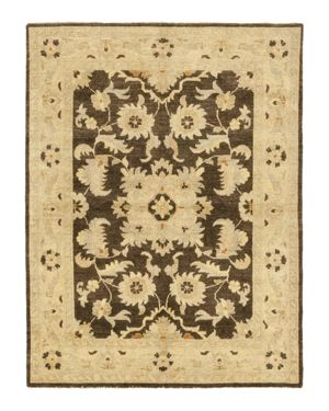Solo Rugs Oushak Louise Hand-Knotted Area Rug, 5'1 x 6'7