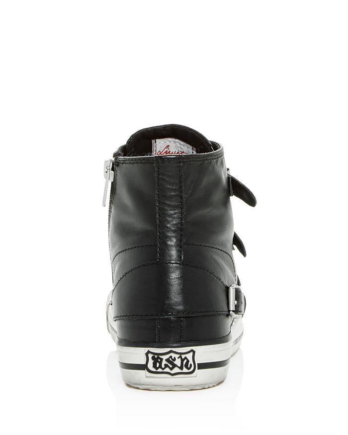 Sneakers Women's Virgin Leather Top High rBdxCoWe