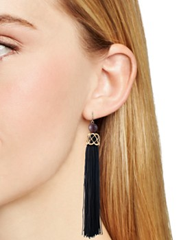 Trina Turk - Statement Tassel Earrings