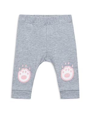 Kenzo Girls Paw Print Sweatpants  Baby