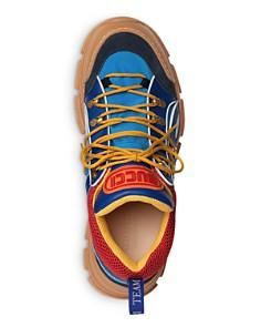 Gucci - Men's Lug Sole Sneakers