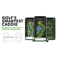 Arccos Golf - Caddie Smart Sensors