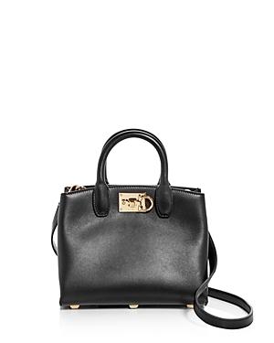 Salvatore Ferragamo Mini Studio Top Handle Bag