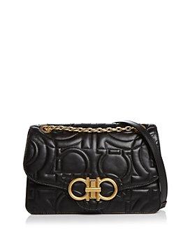 Salvatore Ferragamo - Large Quilted Leather Shoulder Bag