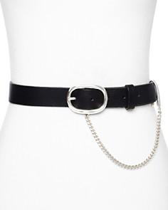 rag & bone/JEAN Chain Detail Boyfriend Belt - Bloomingdale's_0