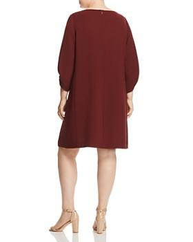 Lafayette 148 New York Plus - Wynona Shift Dress