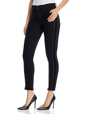 Nobody Cult Comfort Ankle Skinny Jeans in Velvet Edge