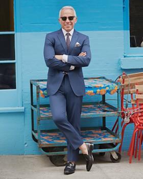 Corneliani - Corneliani Suit, Eton of Sweden Dress Shirt & To Boot Deane Loafers
