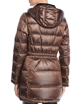 Calvin Klein - Packable Shiny Down Coat