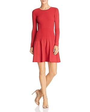 Elizabeth and James Tao Ribbed Dress