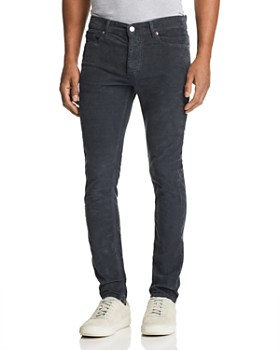IRO - Piotre Slim Fit Washed Corduroy Pants