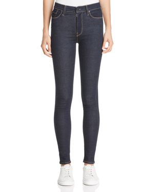 Barbara High Rise Skinny Jeans In Sunset Blvd