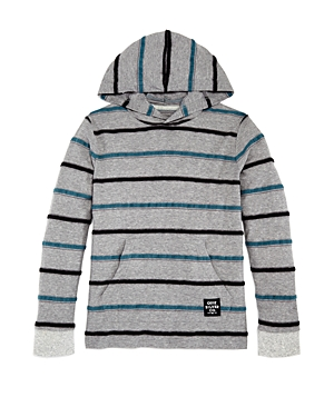Quiksilver Boys' Ginza Skyrise Knit Hoodie - Big Kid