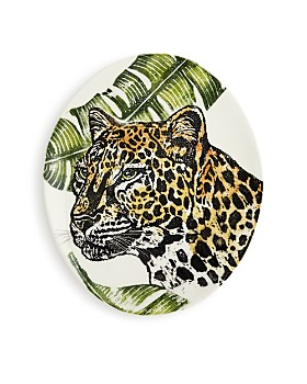 VIETRI - Into the Jungle Cheetah Oval Platter - 100% Exclusive