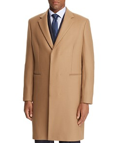 Theory - Melton Wool Topcoat