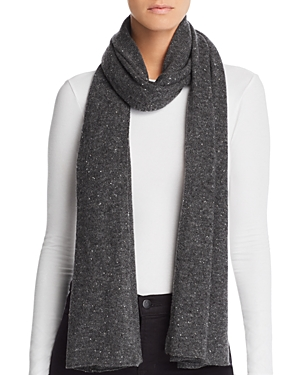 C By Bloomingdale's C BY BLOOMINGDALE'S DONEGAL CASHMERE SCARF - 100% EXCLUSIVE