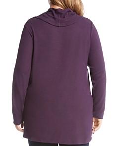 Karen Kane Plus - Cowl Neck Sweater