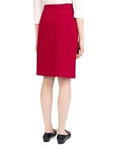 Gerard Darel - Justin Asymmetric-Button Skirt